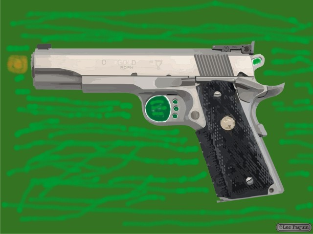 Colt 1911 Mk06a