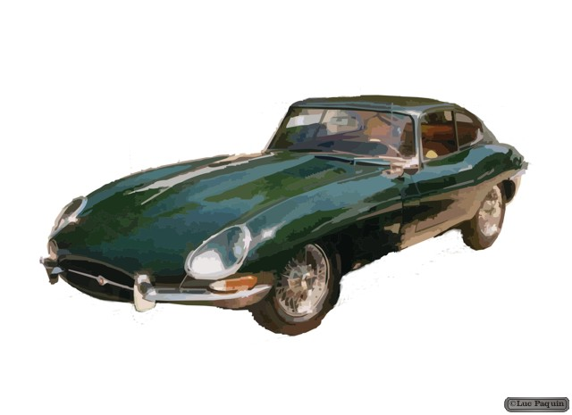 Jaguar E-Type 2 Mk01