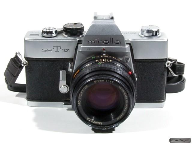 Minolta SRT 101 Mk03