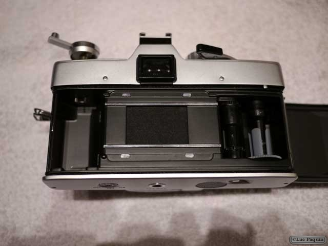 Minolta SRT 101 Mk04