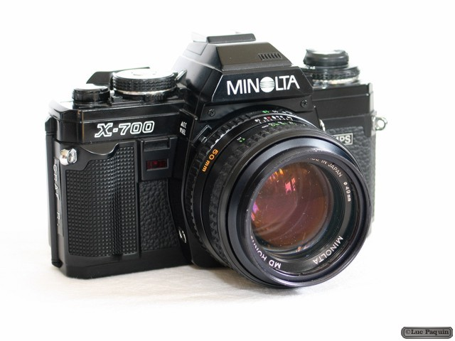 Minolta X-700 Mk01