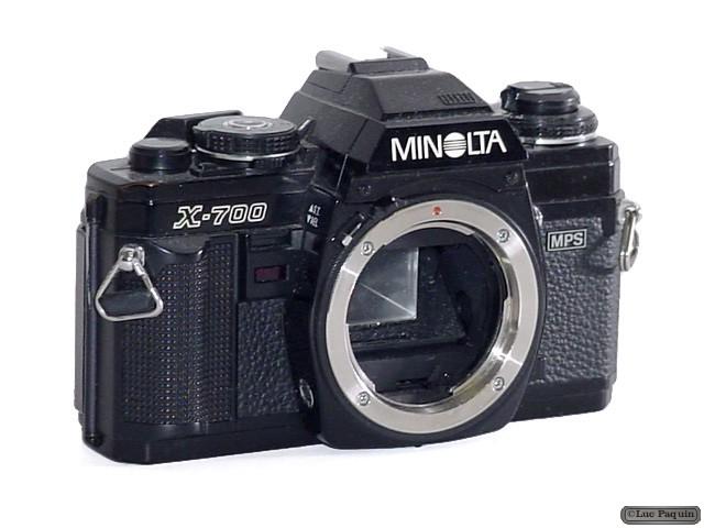 Minolta X-700 Mk02