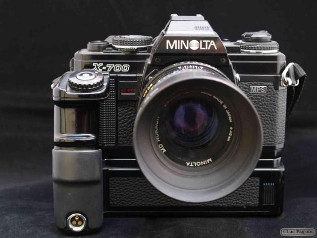Minolta X-700 Mk03